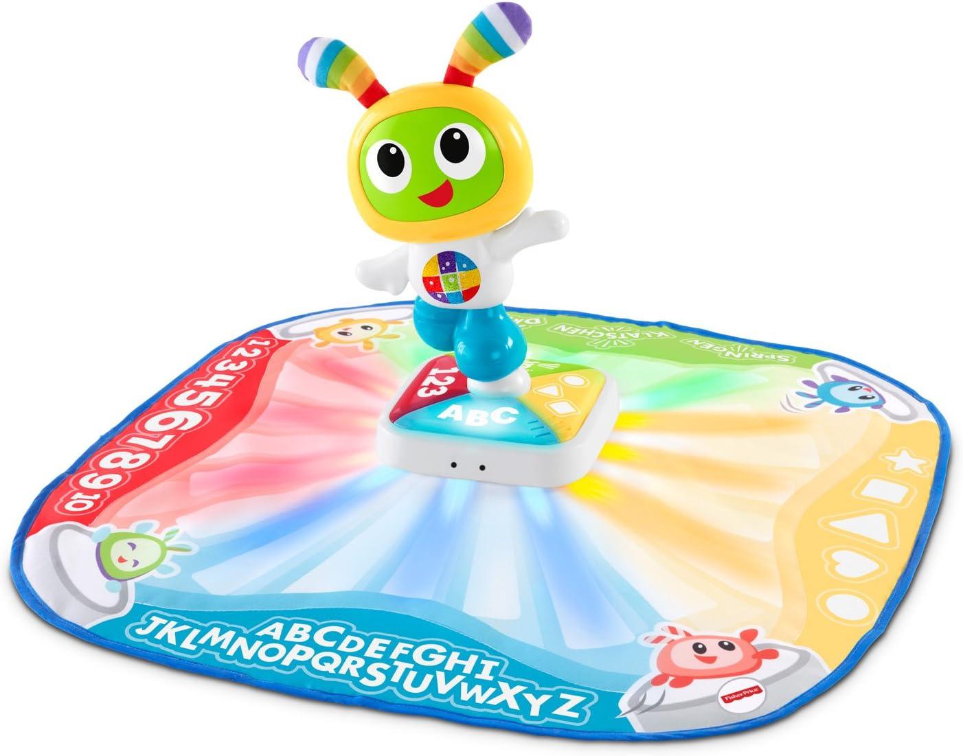 Tanzspass Junior BeatBelle interaktives Lernspielzeug ab 6 Monaten rosa
