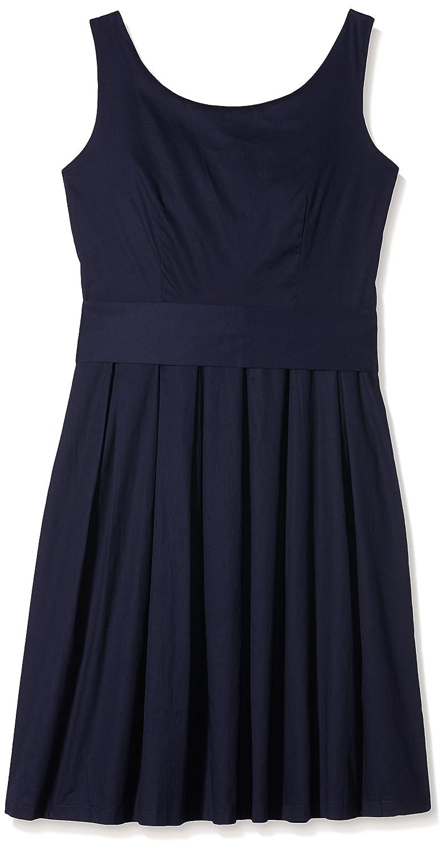9425f1a9b1af Amazon.com: Lindy Bop 'Lana' Vintage 1950's Inspired Midnight Blue Evening Swing  Dress (S, Midnight Blue): Clothing
