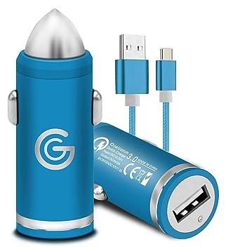 Gadget Giant - Quick Charge 3.0 [Type C/USB de c] Cargador ...