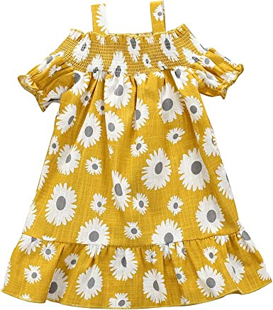 Mama Loves Toddler Girls Rompers and Jumpsuits Patchwork Sunflower Newborn Ruffles Outfits for Toddler Girls