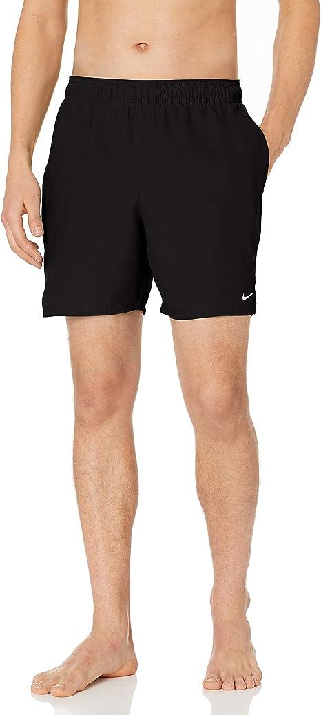 Amazon.com: Nike Solid Lap - Bañador corto para hombre (7.0 ...