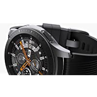 Samsung Electronics Galaxy watch 46mm SM-R800 (Bluetooth) (International Version) Smart Watch Silver