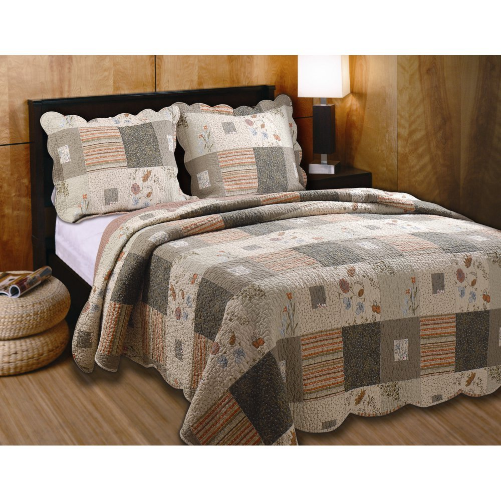 Sedona Quilt Set Size: Twin by Greenland Home Fashions (Image #1)