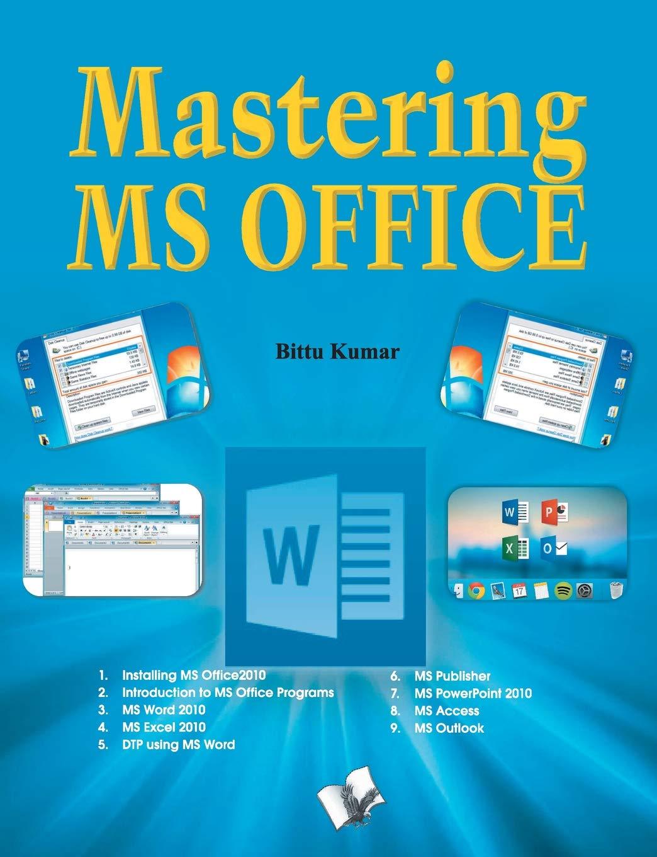mastering ms office 2010