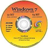 "NEW TOTAL COMPLETE Re INSTALL Repair Restore WINDOWS 7 ""ULTIMATE"" Edition32/64 bit Premium DVD Disk"
