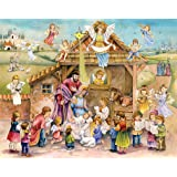 Vermont Christmas Company Joy to The World Advent Calendar