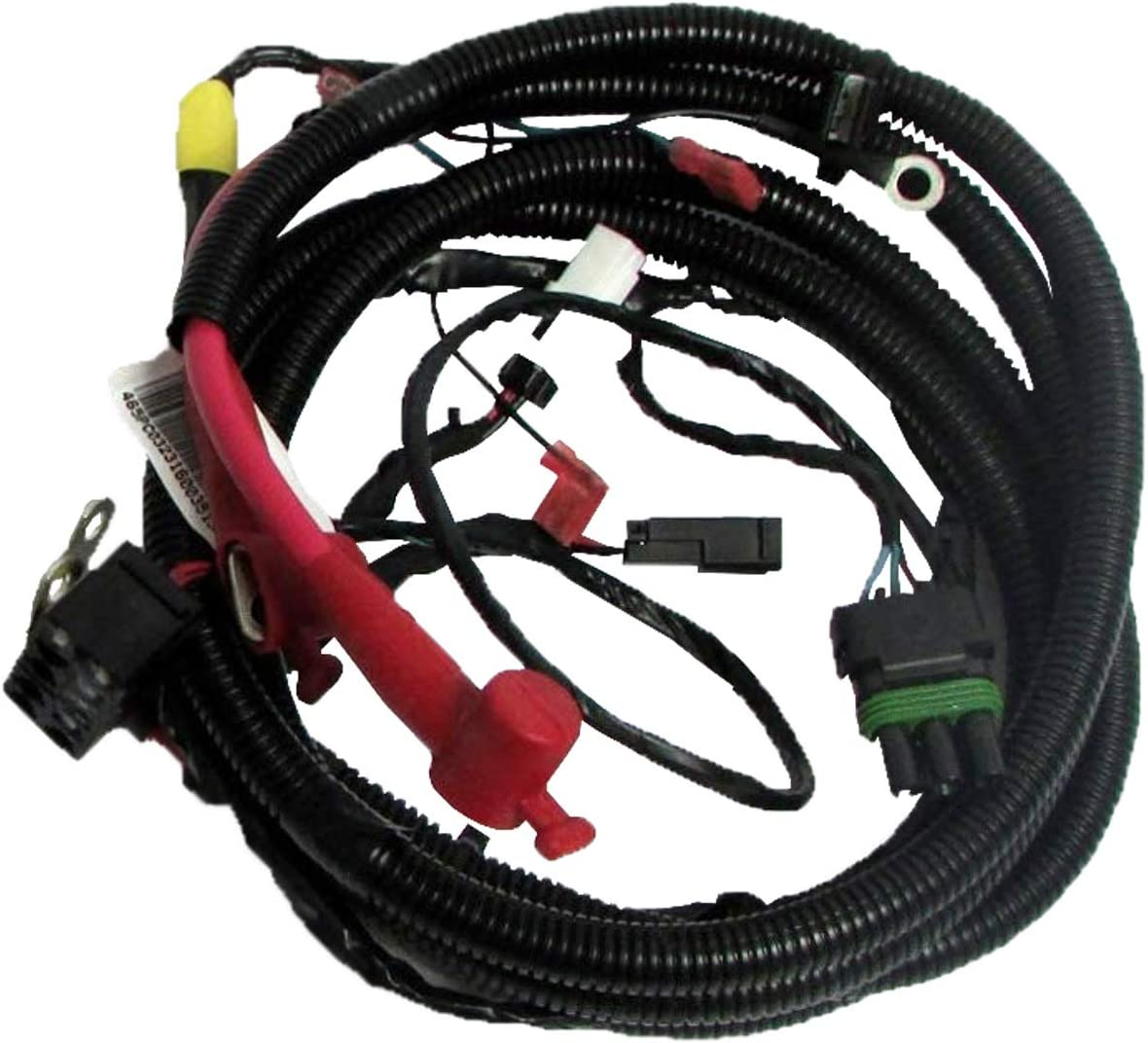 Amazon.com: Can-Am Rear Winch Electrical Harness for Maverick X3, Maverick  X3 MAX 715006007: Automotive   Winch Harness      Amazon.com