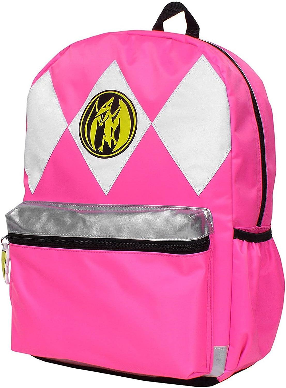 Sabans Power Rangers Pink Ranger Uniform Backpack