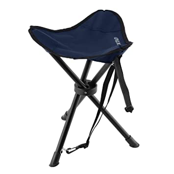 Folding Tripod Stool OUTAD Portable Travel Chair Tri-Leg Stool for Outdoor C&ing/  sc 1 st  Amazon.com & Amazon.com : Folding Tripod Stool OUTAD Portable Travel Chair Tri ... islam-shia.org