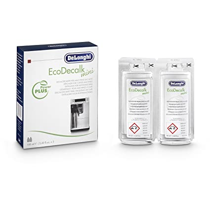 DeLonghi Eco 3.4 Ounce Mini Descaler, 12 Count