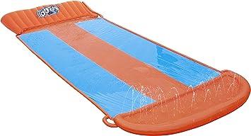 Pista Deslizante Hinchable Bestway H2O Go! Triple 549 cm ...