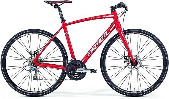 Merida Speeder 100 28 pulgadas Fitness Bike rojo (2016), unisex ...