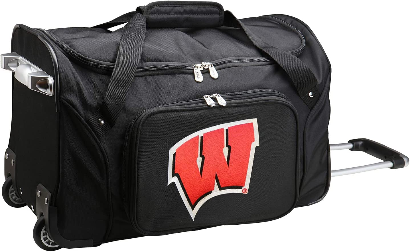 22-inches NCAA Wheeled Duffel Bag
