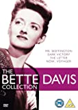 Bette Davis Collection Volume 2 (4 Disc) (Mrs Skeffington, Dark Victory, Now Voyager, The Letter) [Import anglais]
