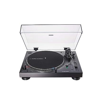 Audio-Technica AT-LP120XUSB-SV Direct Drive: Amazon.es ...