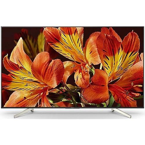 Sony Bravia 138 cm (55 Inches) 4K UHD LED Smart TV KD-55X8500F (Black) (2018 Model)