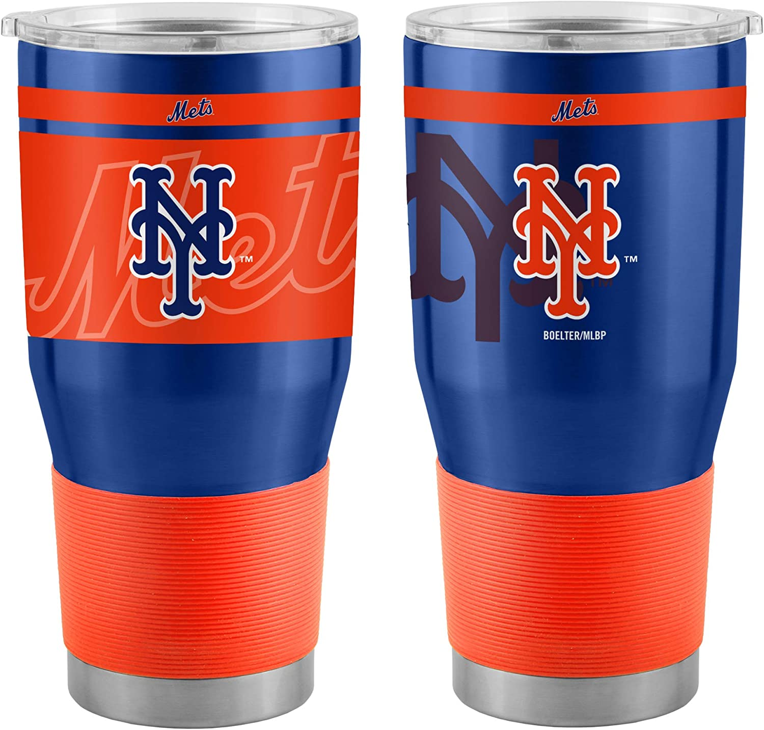Yankees 30 Ounce Boelter Brands MLB Team Logo Twist Insulated Ultra Travel Tumbler Cup