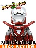 LEGO Marvel Superheroes Silver Centurion Review