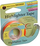 "Fluorescent Highlighter Tape 1/2""X720""-Fluorescent Orange"