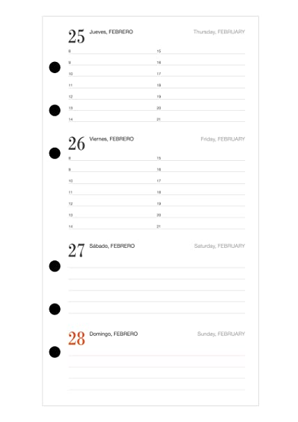 Amazon.com : Miquelrius 23348 - Agenda Yearly Week View ...