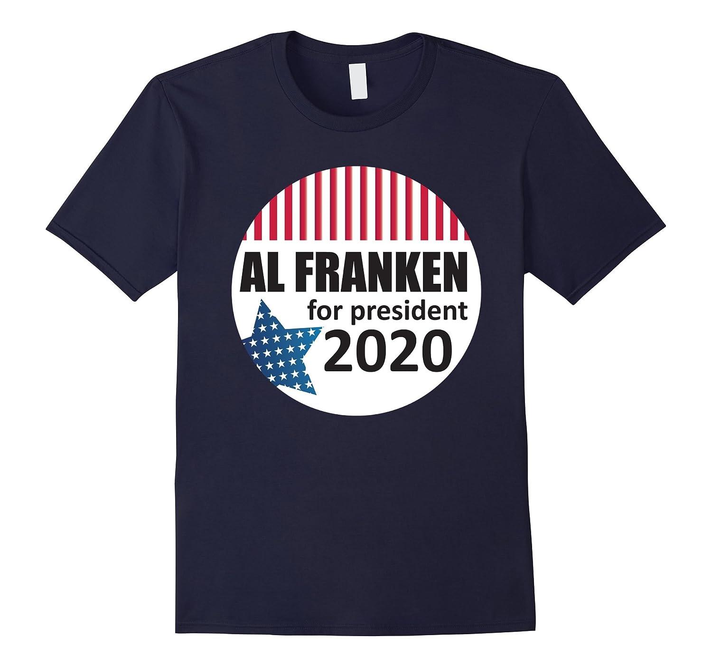 Al Franken for President 2020 t shirt-Art
