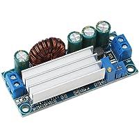 Buck Boost Converter, DROK DC-DC Auto Buck Boost Voltage Converter Step Down Step Up Volt Regulator CC CV Adjustable DC 5V-30V 5V 9V to 0.5V-30V 12V 24V Power Supply Transformer Module