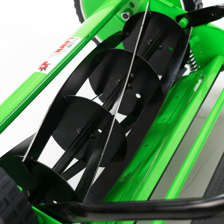 "DuroStar 16"" 5-Blade Height Adjustable Push Reel Mower"