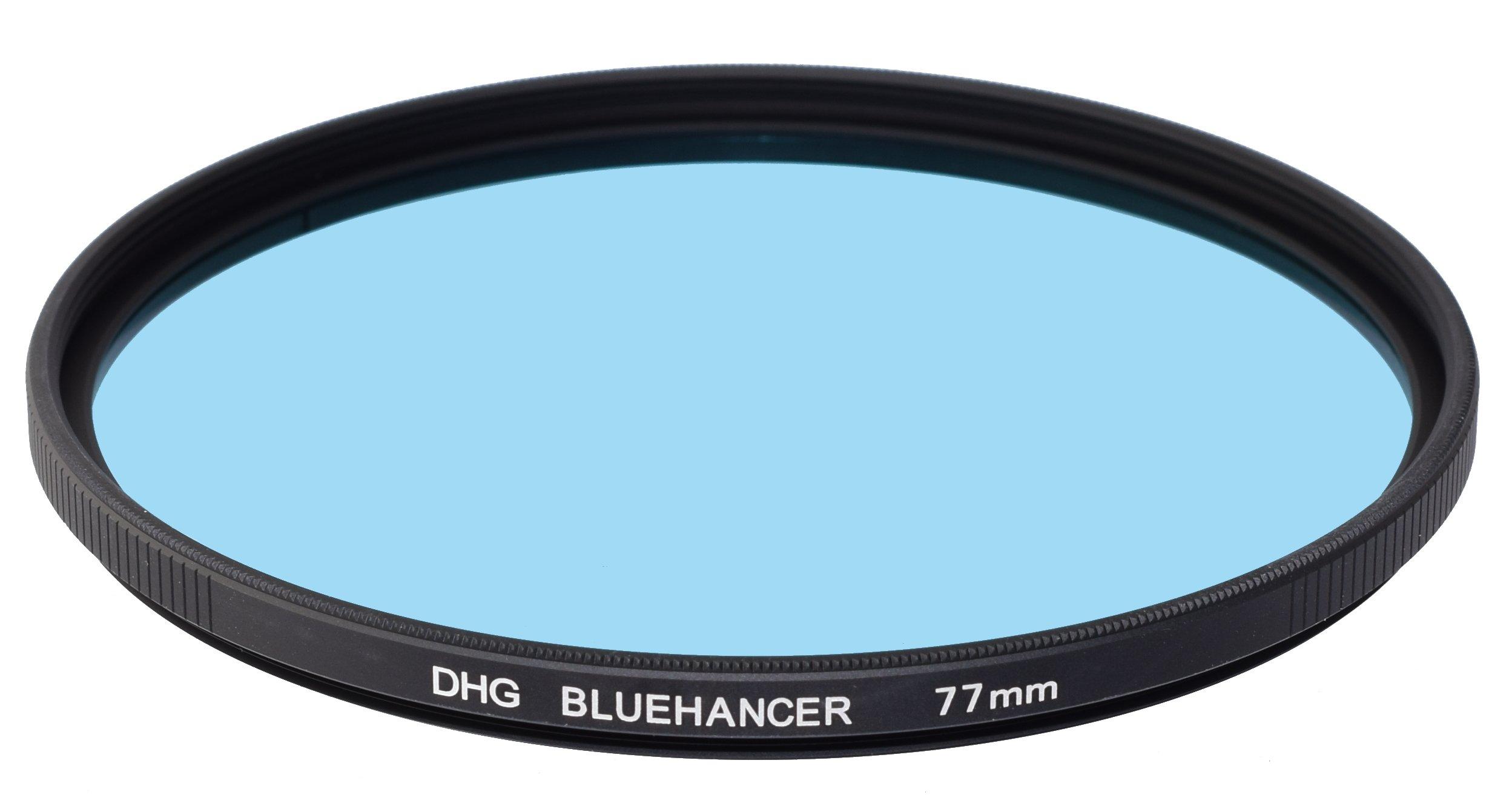Marumi 77mm Bluehancer Light Pollution Filter DHG 77 Made in Japan