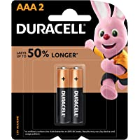 Duracell - CopperTop AAA Alkaline Batteries - long lasting, all-purpose Double A battery for household and business - 2…