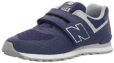 New Balance Unisex Kids 574 Velcro Trainers