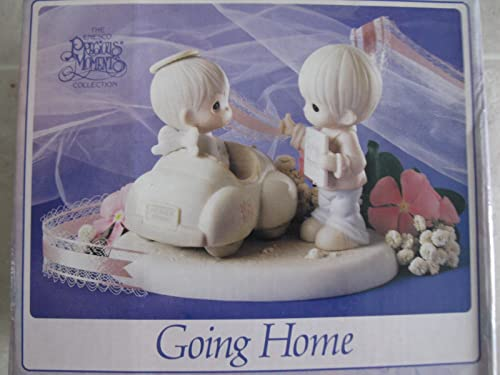 Precious Moments Going Home Classic Porcelain Figurine