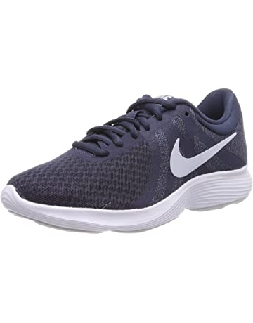 62fc0e9b30d97 Nike Women's WMNS Revolution 4 EU Competition Running Shoes