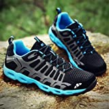 CraneLin Mens Lightweight Outdoor Hiking Shoes