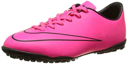 9032566080246 Amazon.com: Nike Youth Mercurial Victory V Turf (Hyper Pink/Black ...