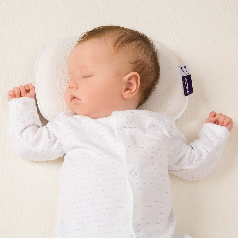 Amazon.com: Clevamama 3100 Clevafoam - Almohada para bebé (0 ...