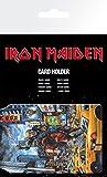 GB Eye LTD, Iron Maiden, New York, Porte Carte