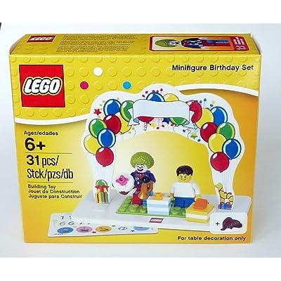 Lego Set Minifigure Birthday Set (850791): Toys & Games