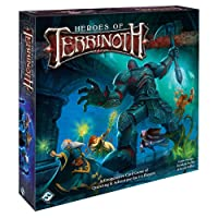 Fantasy Flight Games Heroes of Terrinoth Board Games