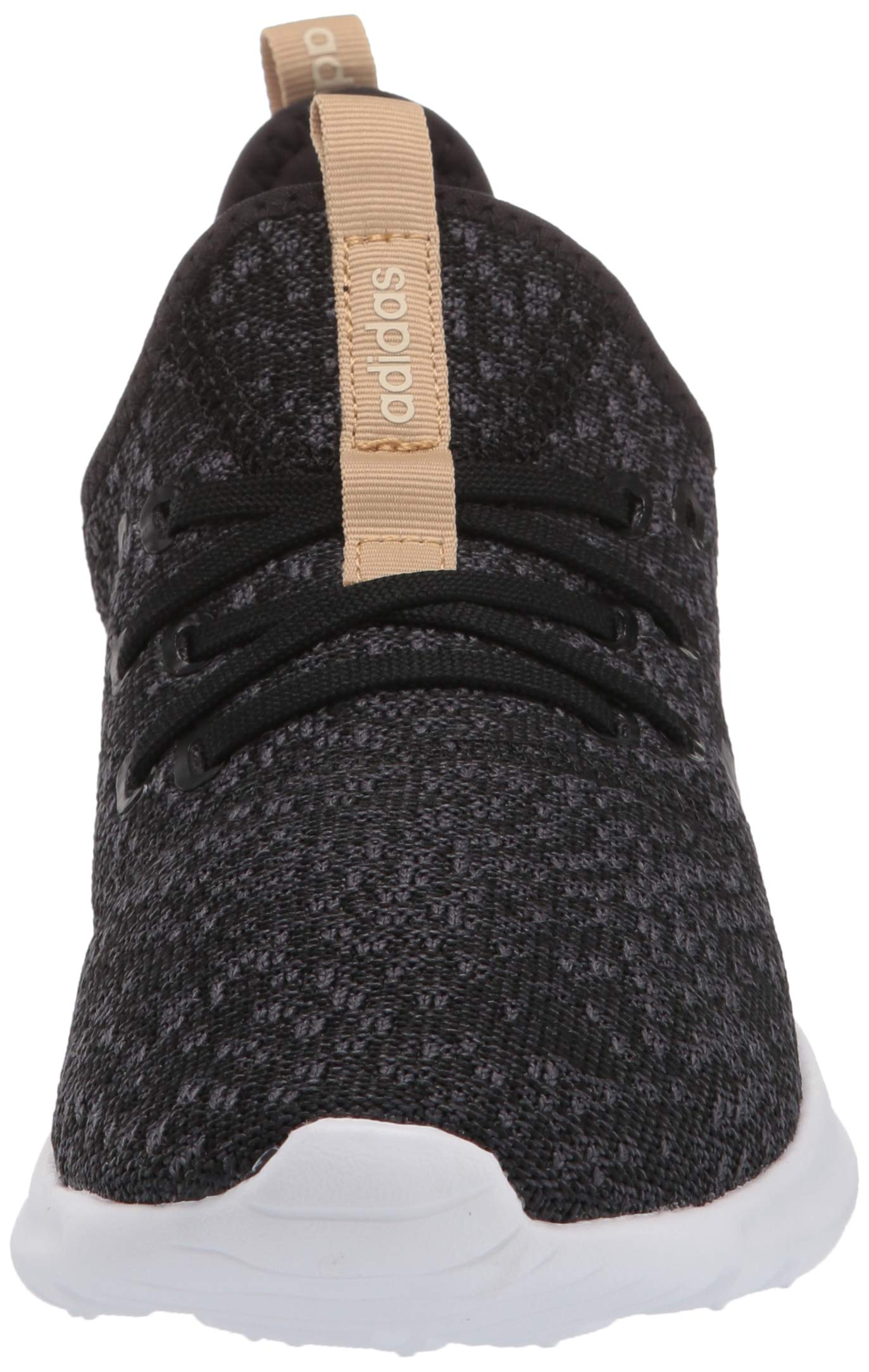 adidas Women's Cloudfoam Pure, Grey/Black, 5.5 M US by adidas (Image #4)