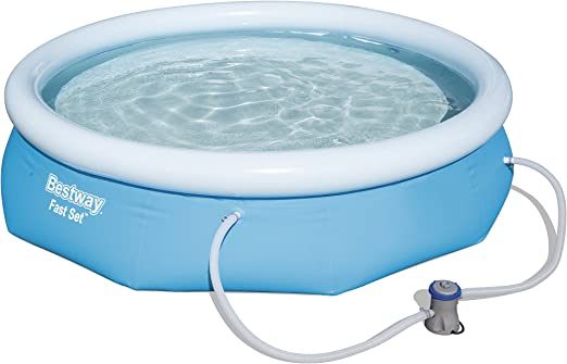 Bestway Fast Set Piscina, 274x76 cm: Amazon.es: Jardín