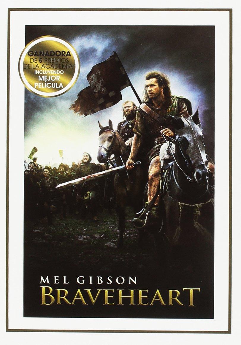 Braveheart [DVD]: Amazon.es: Mel Gibson, Sophie Marceau, Patrick Mcgoohan, Angus Macfadyen, Catherine Mccormack, Brendan Gleeson, Tommy Flanagan, Brian Cox, ...