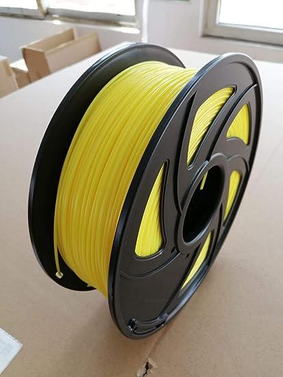LIU-SHUNBAOAS Impresora 3D 1KG 1.75mm PLA Filamento Materiales de ...