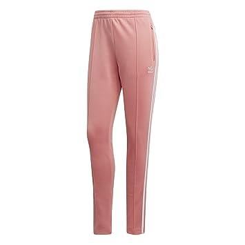 7f7d37eff39c4 adidas SST Pantalon de survêtement Femme, Tactile Rose, FR : L (Taille  Fabricant