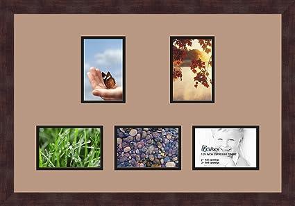 Amazon.com: Arte para marcos double-multimat-453 – 767/89 ...