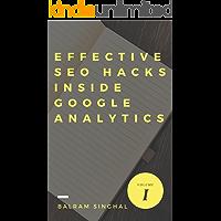 SEO:8 Simple Yet Effective SEO Hacks inside Google Analytics