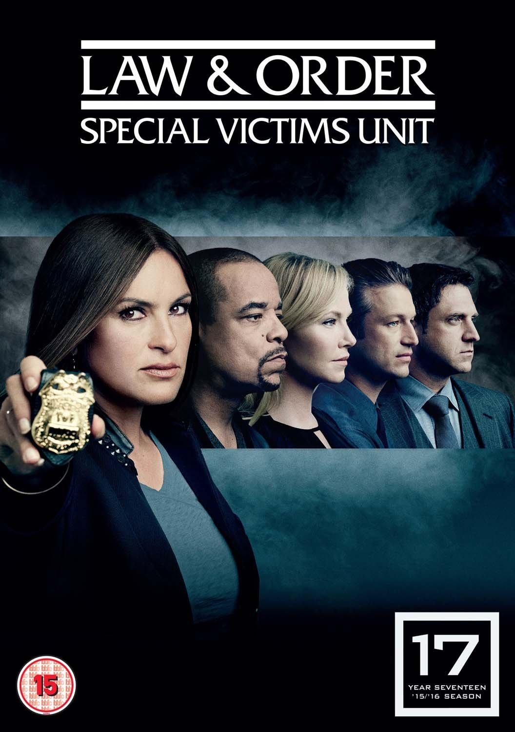 Law and Order - Special Victims Unit - Season 17 DVD UK Import ...