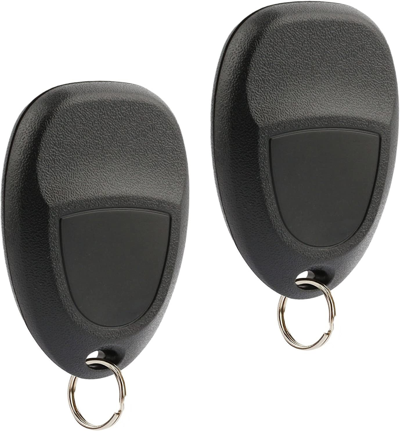 Saturn Buick Car Key Fob Keyless Entry Remote fits Chevy Set of 2 GMC Cadillac