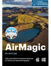 AirMagic - Automatic Drone Photo Enhancing Software [PC Online code]