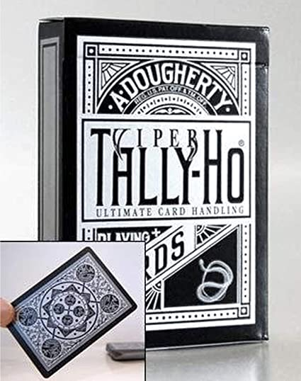 Amazon.com: TALLY-HO Fan Viper Decks (Back) por Asistente ...
