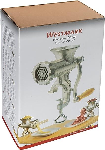 Westmark 14872250 - Cuchilla para picadora de Carne (4 Hojas, 10 ...
